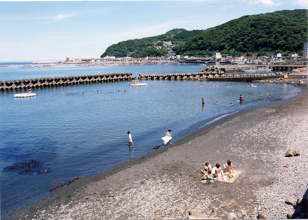 網代海水浴場(網代)